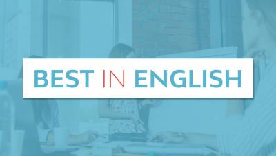 The date of Best in English competition CHANGED!